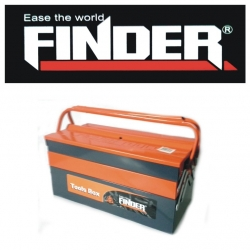 Toolbox 5 Tier Metal Finder 450mm