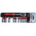 Socket Set 12Pce 1/4 Big Arrow