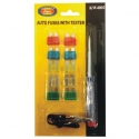 Auto Fuse Set With Tester 10Pc
