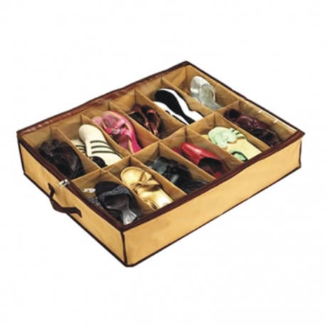 Cupboard Shoe Organiser