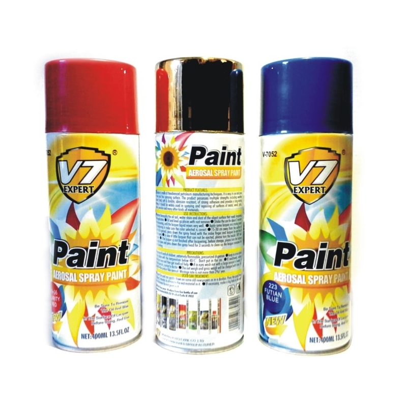 Spray Paint 400gr Clarity Red Procape Marketing