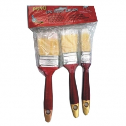 Brush Paint Brush Set 3Pce