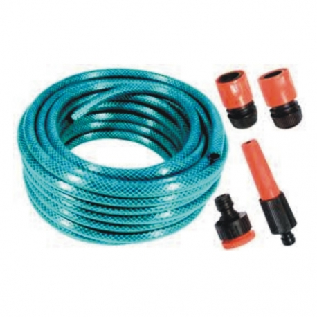 Hose Pipe W/Fitting 12 x 20 Meter