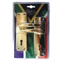 Mortice Lockset 5L B/P