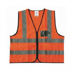 Safety Vest H/D Orange