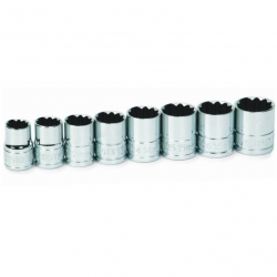 Socket Set Female 1/2 Inch Drive Torx E