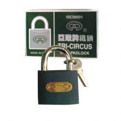 Lock Padlock Iron 20mm