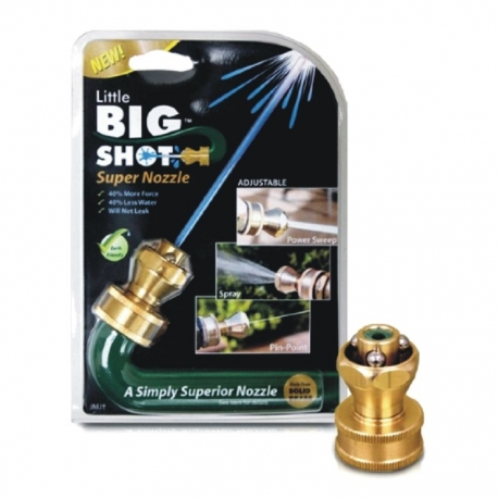 Big Shot Hose Spray Nozzle