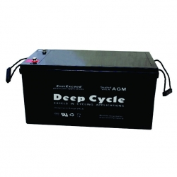 Deep Cycle Battery 12V 105 AH