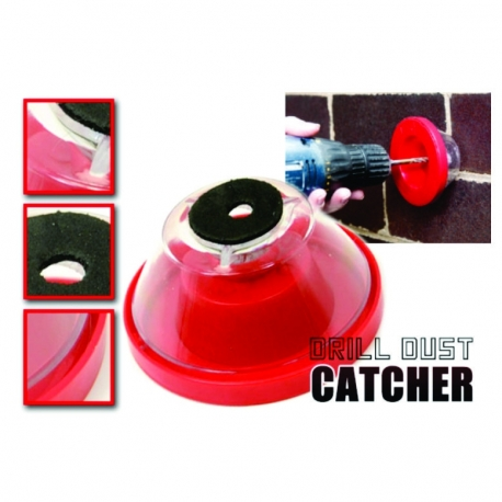 Drill Dust Catcher