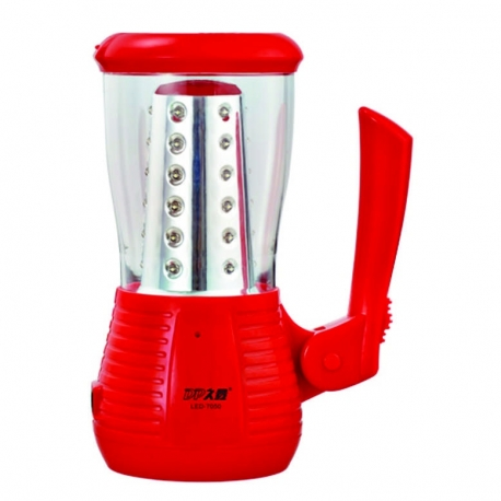 Recharg. LED Torch/Lantern