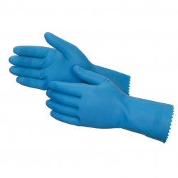 Glove household Latex Large