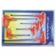 Allen Key Set T-Handle Std 7Pce