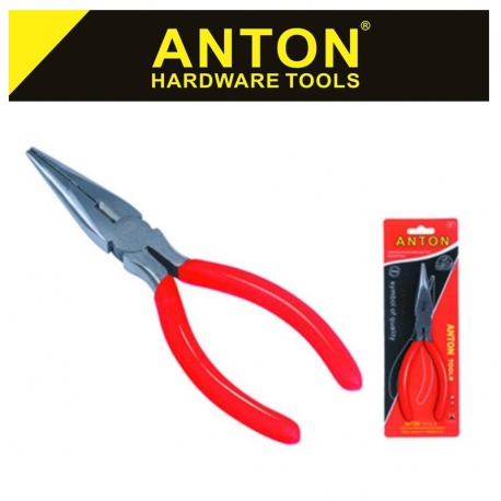 ANTON MINI PLIER LONG NOSE 125MM
