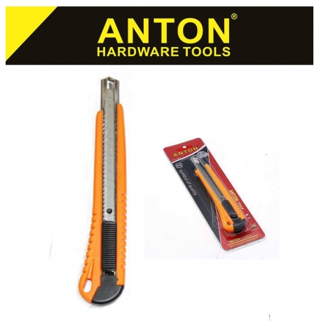 ANTON SNAP OFF KNIFE SMALL 9mm