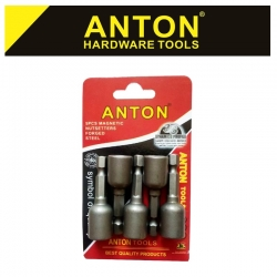 ANTON POWER NUT SET 10 X 48 5PC