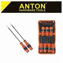 Screwdriver Set 7Pce Electrician Anton