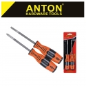 Screwdriver Set 2Pce Electrician