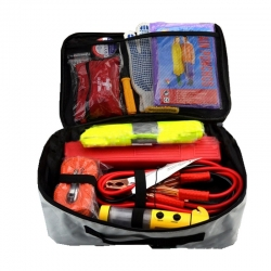 EMERGENCY ROADSIDE KIT FOR VEHICLE