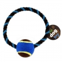 Dog Toy - Ball with Rope