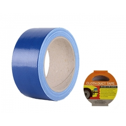 Cloth Duct Tape Blue 50mm x 20m