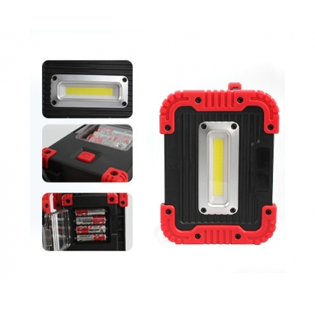 Rechargeable COB Led Floodlight 10 W 150 L