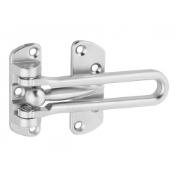 Door Guard Wishbone Chrome Plated