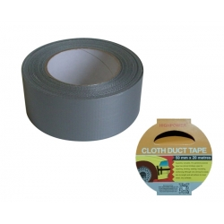 Cloth Duct Tape Grey 50mm X 20m