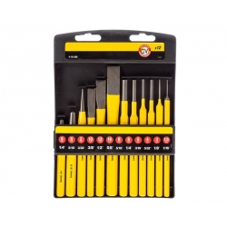 Punch & Chisel Set 12 Pce