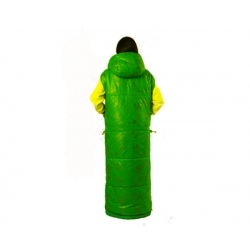 Knapsack Sleeping Bags Green Gents