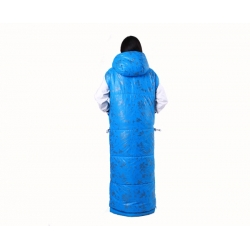 Knapsack Sleeping Bags Blue Gents