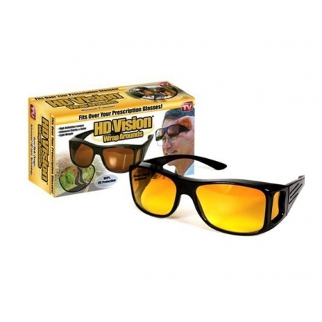 Spectacle Heavy Duty Vision Yellow