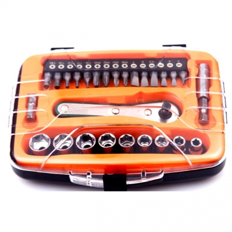 Socket Set 1/4 Dr 24Pce