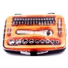 Socket Set & Ratchet 1/4 Dr 24Pce