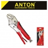 Locking Grip Plier 250mm Rubber Handle