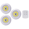 Wall COB Light Set and Remote