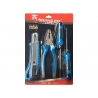 Knife, Plier & Screwdrivers 4Pce Set
