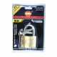 Lock Padlock 20mm BRS Blister