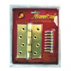 Hinge B/B 100 x 75 x 2.5mm S/Steel BP