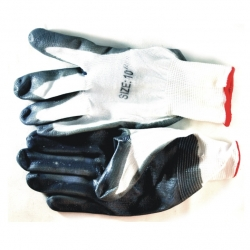 Glove Cotton PVC Coated