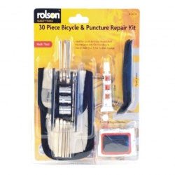 Bicycle Repair Kit 30Pce