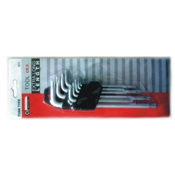 Allen Key Set Torx Short