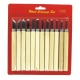 Chisel Carving Set 12Pce