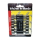 Set Power Nut Set MET/IMP 14Pce