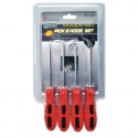 Hook And Pick Set 4Pc
