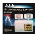 Torch Lantern Emergency Twin Lamp