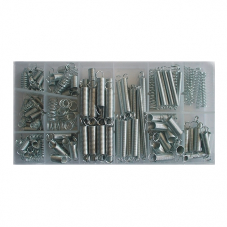 Assorted Springs 200Pce
