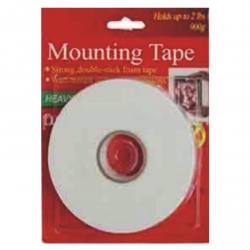 Mirror Tape 18mm x 5m Carded