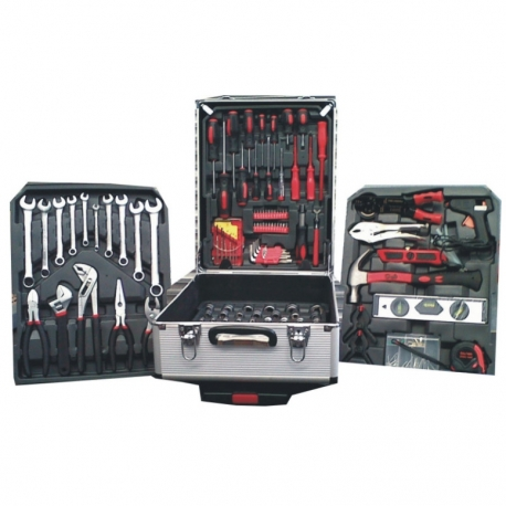 Tool Set 186Pce With ABS Case