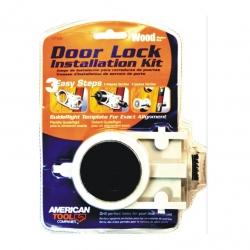 Lock Installation Kit